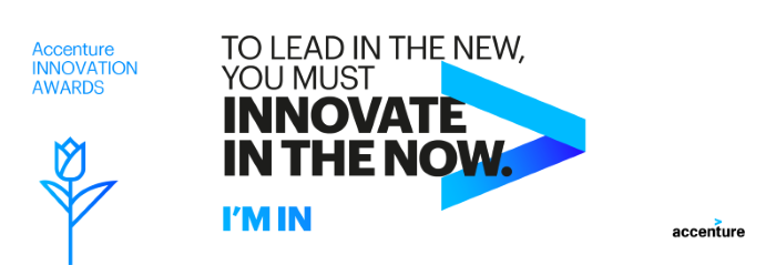 accenture innovation award