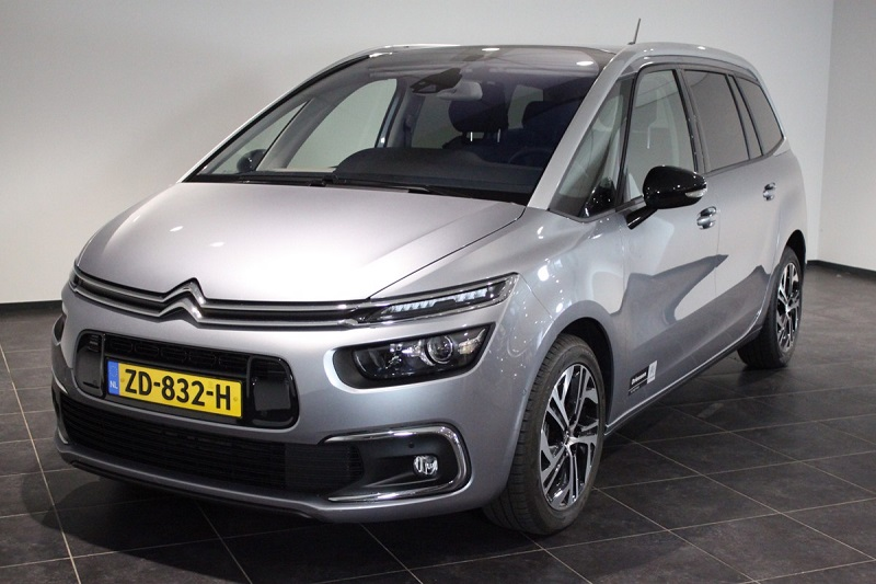 Citroen Grand 4 Picasso Space Tourer