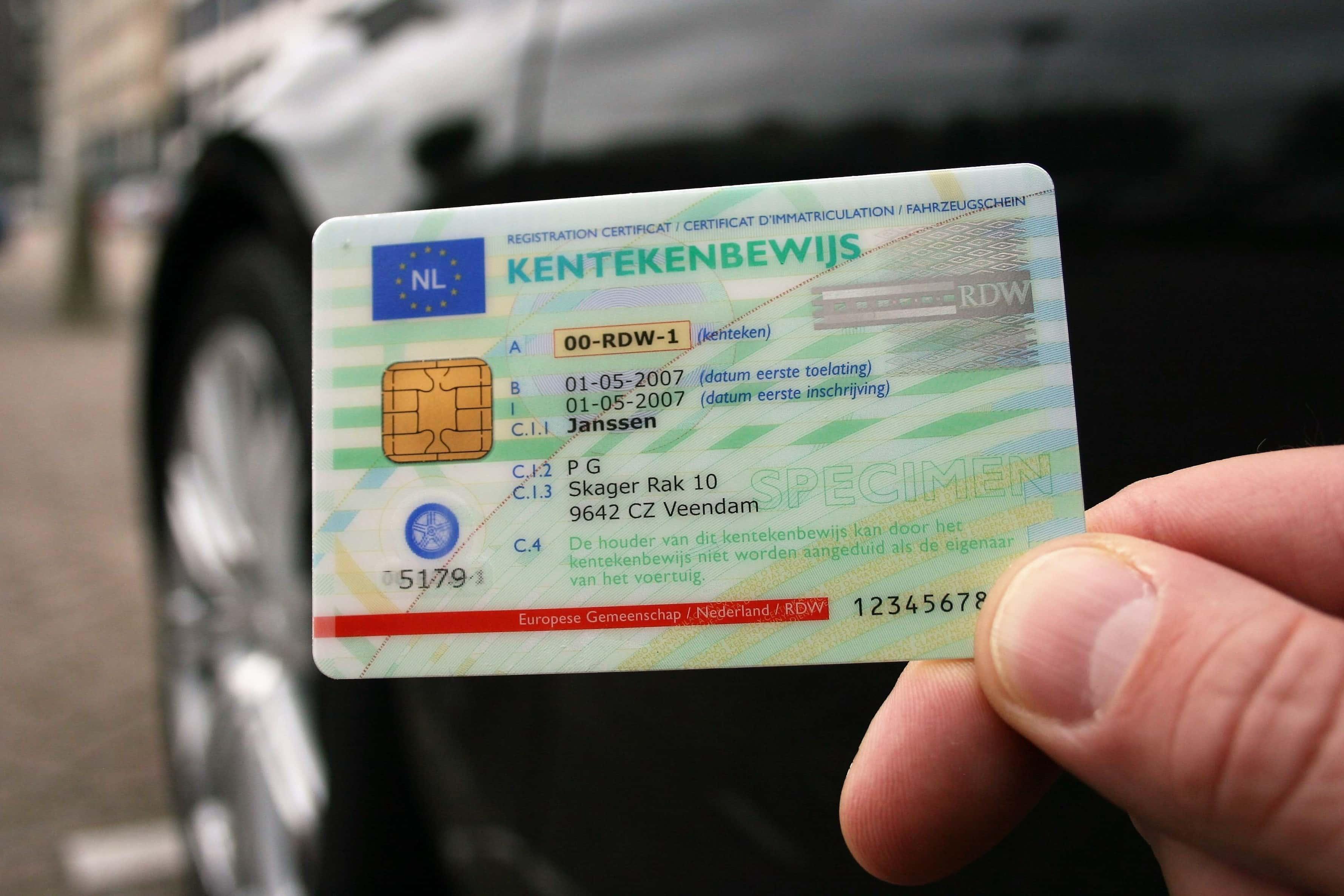 Auto Op Naam Zetten Hoe Werkt Dat Precies Bynco