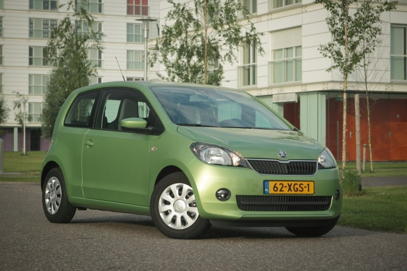 Skoda Citigo Bynco