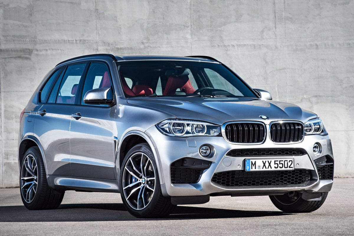 BMW X5 luxe SUV