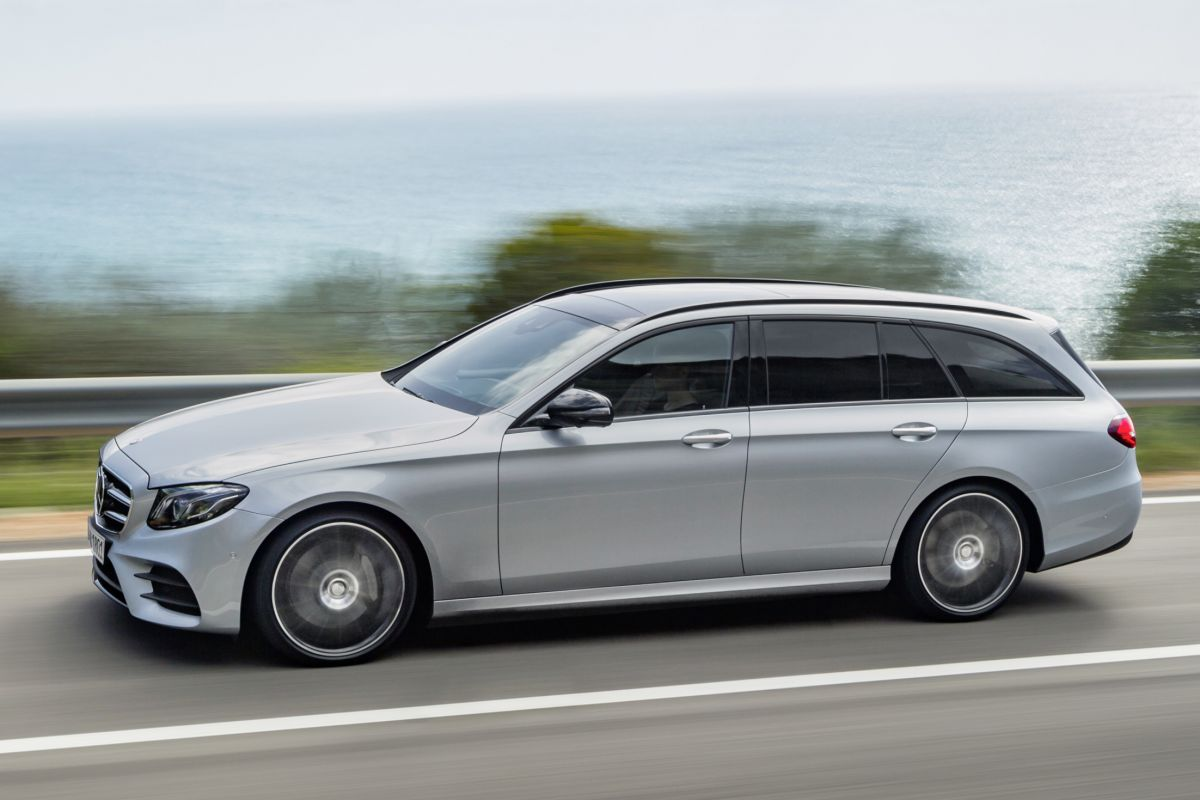 mercedes benz e-klasse estate stationwagen 2019