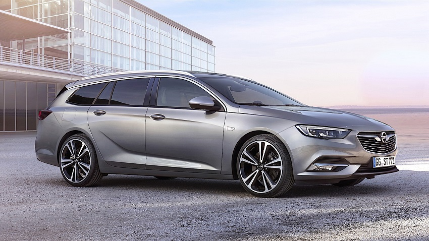 opel insignia sports tourer stationwagen 2019