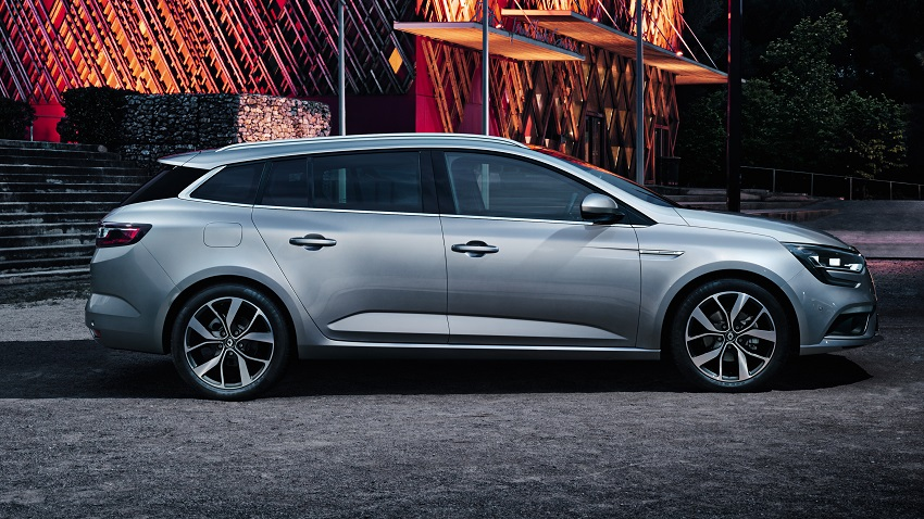 renault megane estate 2019