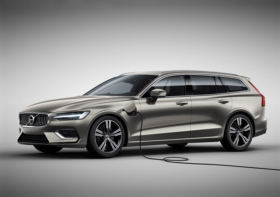 volvo v60 estate stationwagen 2019