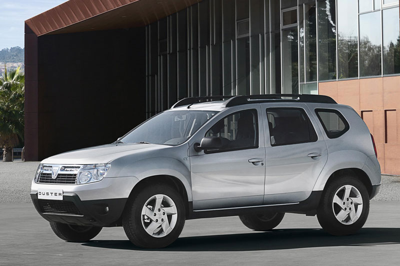 Dacia Duster - Bynco