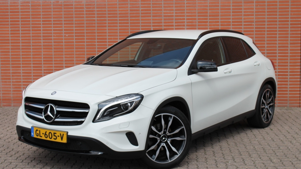 Mercedes-Benz GLA 180 - Bynco