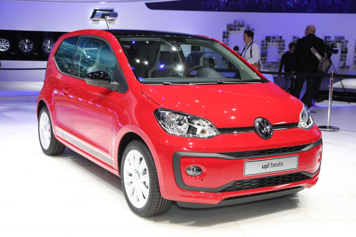 Volkswagen Up top10 beste stadsauto's