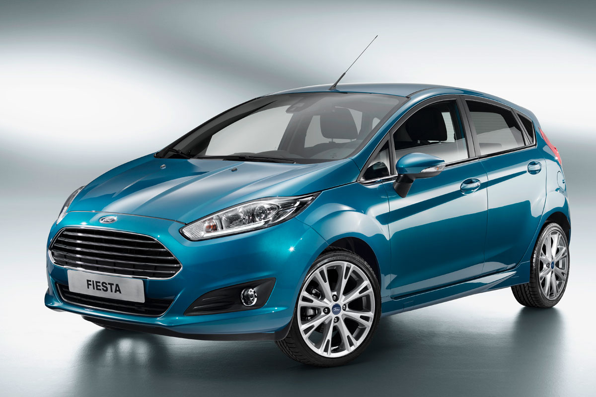Ford Fiesta Bynco