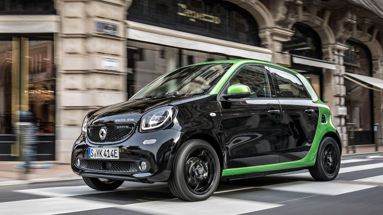 Smart ForFour Bynco