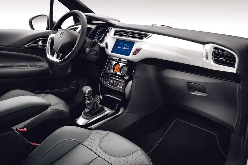 Citroën DS3 Interior