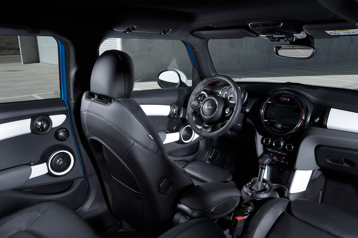 Mini One Interior