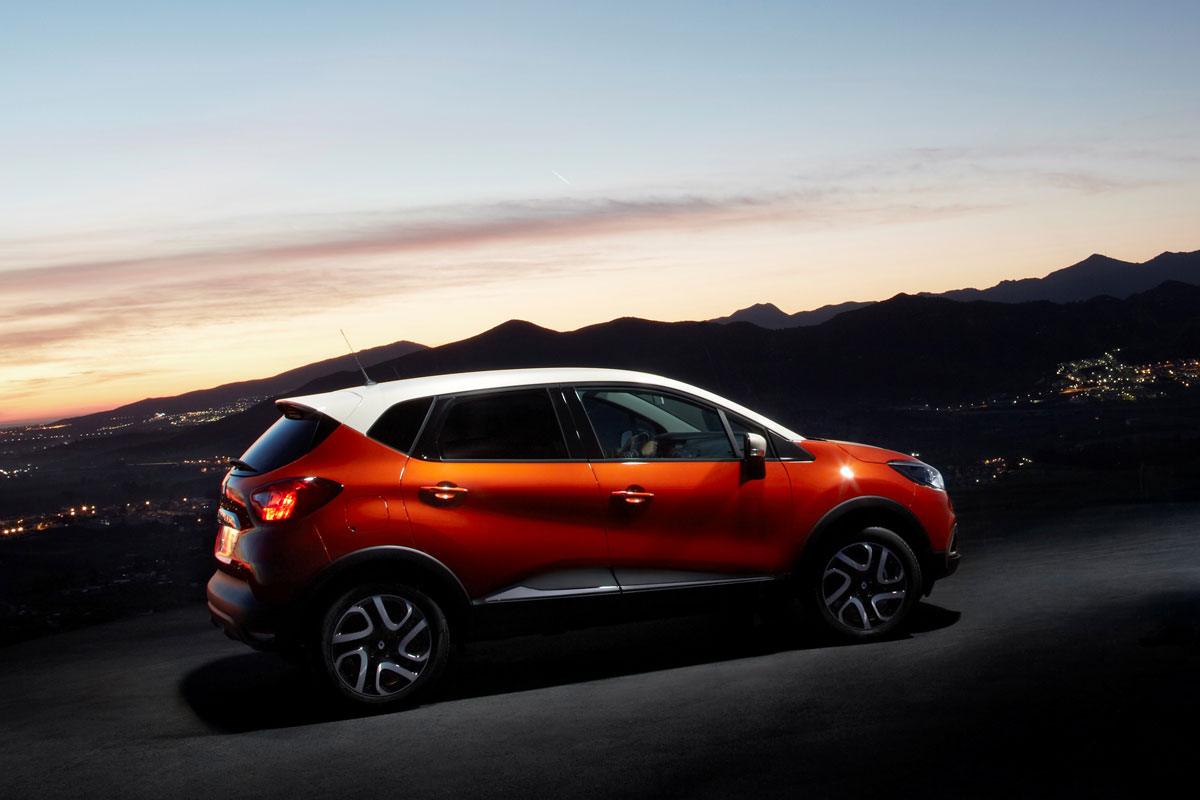 Renault Captur Night