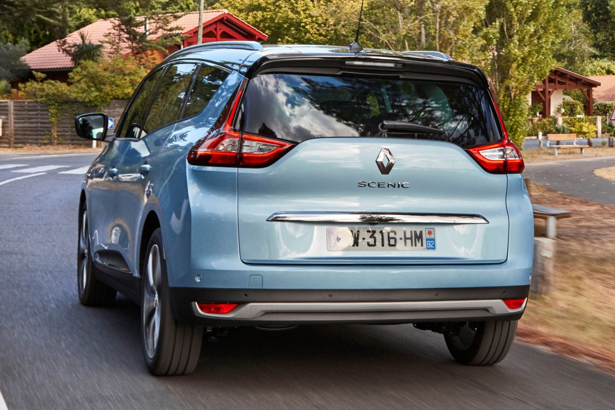 Renault Scenic Back