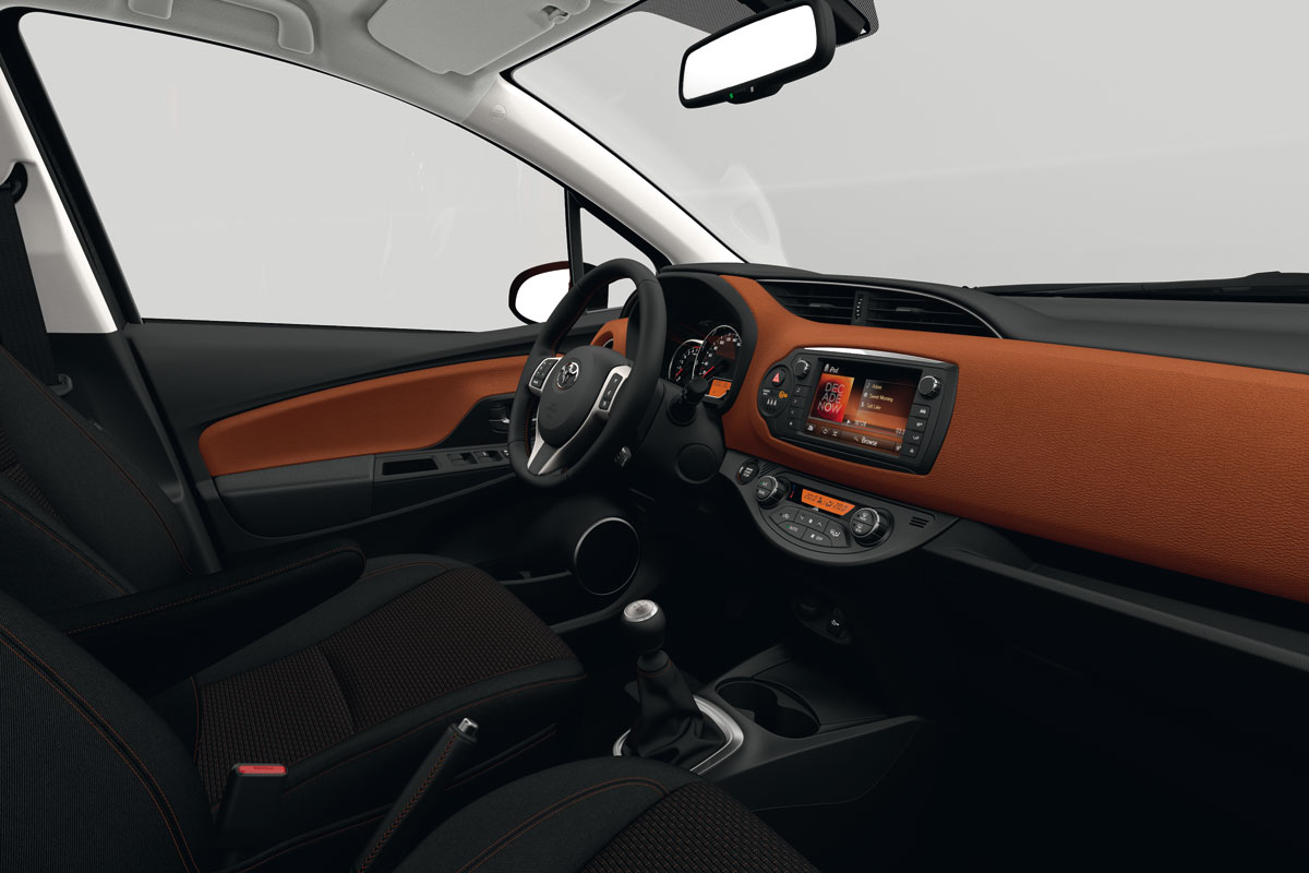 Toyota Yaris Interieur