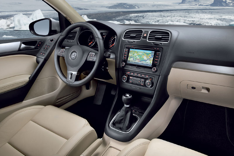 Golf Interieur